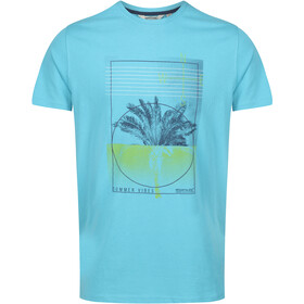 Regatta Cline IV T-Shirt Men maui blue